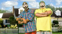 South By Southwest is excited to announce that Detroit horrorcore hip hop duo Insane Clown Posse will be interviewed live at the SXSW 2012 Music Conference March 17th.   PS - Clowns scare me!
