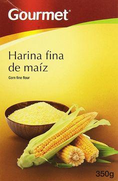 1,33€ - Gourmet - Harina fina de maíz - 350 g