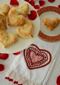 Valentine's Day Hand Pies | Home is Where the Boat Is