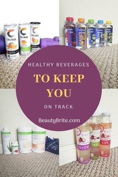 Healthy Beverages To