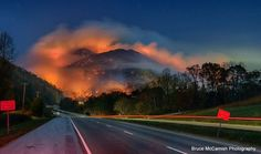 gatlinburg-fire the perfect storm. Arson, 85mph winds and severe drought. I don't know how anything survived.