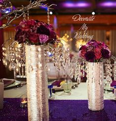 These beautiful wedding flower centerpieces are made with a vase, our graceful arch décor, and a bridal flower bouquet. Wedding Reception Centerpieces, Wedding Flower Arrangements, Flower Centerpieces, Flower Bouquet Wedding, Wedding Favors, Wedding Decorations, Crystal Centerpieces, Wedding Ceremony, Wedding Ideas