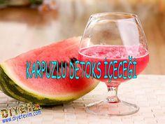 karpuzlu detoks içeceği Watermelon, Fruit, Food, Smoothie, Essen, Smoothies, Meals, Yemek, Eten