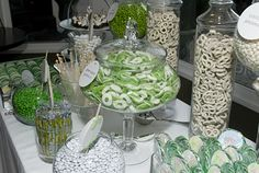 candy buffet table for wedding | Calgary Wedding Decorator Blog: Colorful Candy Buffet - Eye catching ...