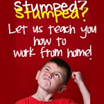 We would love to help you work from home! http://cwahm.com/work-at-home