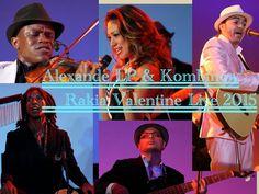Alexander LP: RAKIA Show for Valentine Day 2015!!Alexander LP & ...