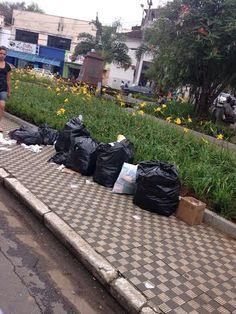 Folha do Sul - Blog do Paulão no ar desde 15/4/2012: TRÊS CORAÇÕES: CIDADE SUJA, ABANDONADA E ESBURACAD...