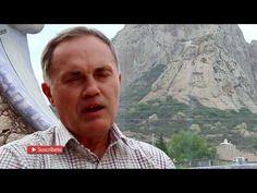 SIXTO PAZ: Ciudad Intraterrestre y HERMANDAD BLANCA de PEÑA DE BERNAL. #InsólitaExperiencia - YouTube