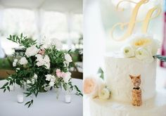 Southern Sophistication, an Elegant at Home Wedding