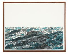 Ayomi Yoshida, Water 107 Y-P. N. B. W., 2012 - Wall Art - Accessories - Room & Board