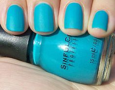 sinful colors savage - another fave!