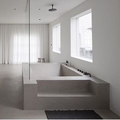 Be inspired Rolies + Dubois architects @roliesdubois  #architecture #interiors #volataps #bathroomdesign  #minimalism #contempoperth