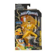 Power Rangers: Legacy – Metallic Yellow Ranger (Limited Edition)  Bandai  Power Rangers, Legacy www.detoyboys.nl