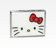 Hello Kitty Card Case: Face