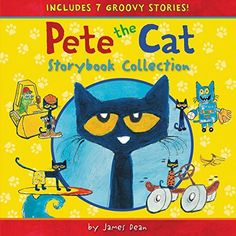 Pete the Cat Storybook Collection: 7 Groovy Stories!