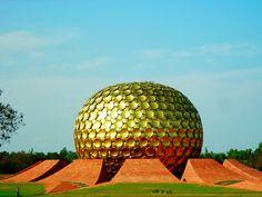 Matrimandir - Auroville, India