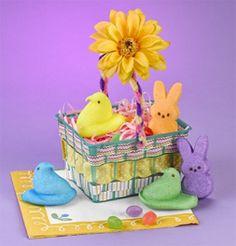 PEEPS® Easter Basket