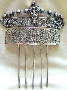 Beautiful Hair Pin ~ http://VIPsAccess.com/luxury-hotels-caribbean.html