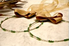 STEFANA Wedding CrownsOrthodox Stefana  Bridal by LenaWeddings, $105.00 Wedding Crowns, Orthodox Wedding, Swarovski Crystal Beads, Bridal Crown, Wedding Boxes, The Crown, Silver, Gold, Etsy