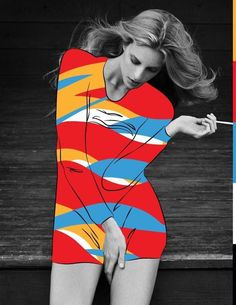 Latest Photo Graphics Art Trending On Social Media Pics) - Awed! Illustration Mode, Photography Illustration, Illustrations, Photo Illustration, Art Photography, Fashion Photography, Mode Collage, Collage Art, Photomontage