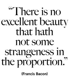 Francis Bacon quote
