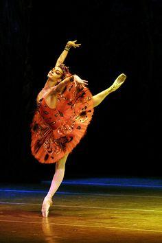 The FirebirdMariinsky Ballet