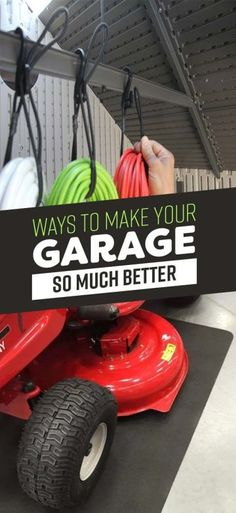 Top Garage Organization  CLICK THE PICTURE For Many Garage Storage Ideas. # Garage #
