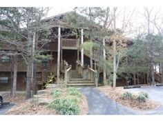 Great Location Near Silver Dollar City, This Turn-key 2 Bdrm/2 Bath Log-sided Unit Has Winter Lake Views from Living Room, Master Bedroom & Large Covered Deck. Get Active with Walking Trails, 2 Pools (inside/outside) Gym & Sauna. Boat Slips (lease) Nearby: Table Rock Marina @ Rock Lane Lodge. So Close to Branson for Dining, Shopping, Shows. See Vt!
