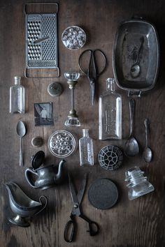 vintage prop collection | Amanda Nolan Booker