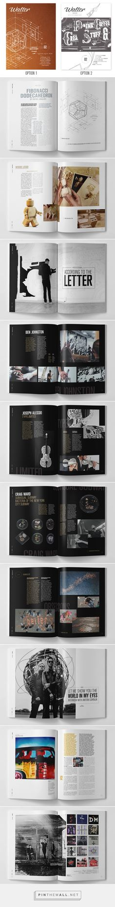 Walter Magazine 2