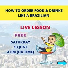 🇧🇷FREE LIVE LESSON ON ZOOM 💥LIMITED SPACES 👉 DM or comment below to be sent the secret registration link  #FWBP #brazilianportuguese #brazilianportugueseworkshop #portuguese #brazilianportugueseforforeigners #portugueseforgringos #learnbrazilianportuguese #brazlianportugueselovers #learnportuguese #portugueselessons #portuguesecourse #portuguesetips #speakportuguese #portugiesischlernen #languages #webinar #freeworkshop #polyglot #bilingual #hablarportugues  #ブラジルポルトガル語 Learn Brazilian Portuguese, Portuguese Lessons, Uk Time, Languages, Workshop, Spaces, Live, Idioms, Atelier
