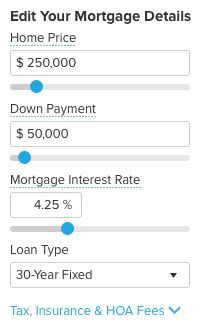 How To Calculate Morgage With Images Mortgage Payment