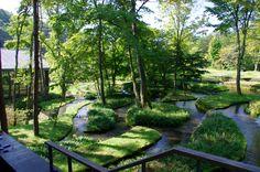 hoshinoya resort in Karuizawa, Japan