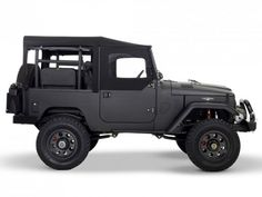 The ICON FJ40