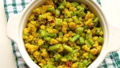 Asparagus Usili-Paruppu Usili-Usili Recipe