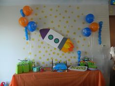 Toy Story Pizza Planet Birthday Party