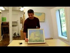 How to make a shadow box frame by Jon Peters - YouTube