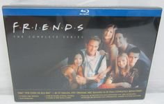 Friends The Complete Series Blu-ray Collection 21 Disc Set BRAND NEW 2012