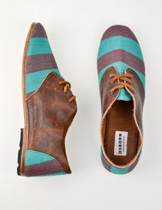 if i saw a guy wearing these, i would have some mad respect for him
