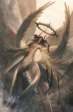 Beautiful anime art dragons and demons art, anime art et alien art. Dark Fantasy Art, Fantasy Artwork, Dark Art, Ange Demon, Demon Art, Demon Wings, Arte Horror, Horror Art, Fantasy Character Design