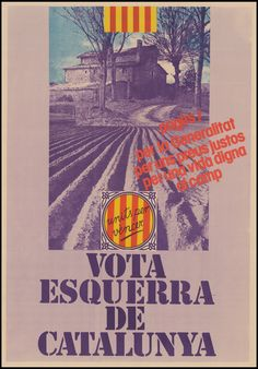 Pagès! per la Generalitat, per uns preus justos, per una vida digna al camp