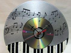 20 ideas para reciclar tus CDs y DVDs viejos! - Taringa!
