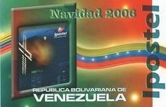 Postal: Cruz del Ávila (Venezuela) (Ipostel - Christmas 2006) Col:ve_ipostel_NAV2006_10