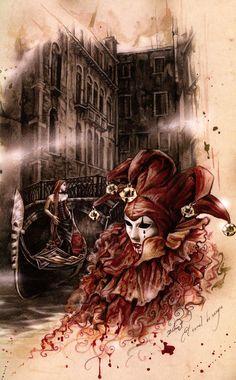 Victoria Frances - Set Me Free - The Venetian Fairy 5