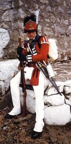 "Fuciliere dei ""Royal Welch"""