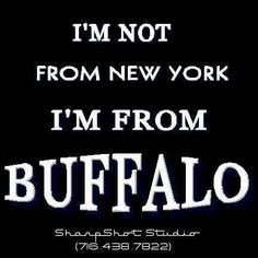 bb3349f4ccf746 And don t you forget it! Buffalo City