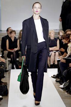 Jil Sander Spring 2011 Ready-to-Wear