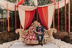 Duo - Traditional Hindu Indian Wedding - Lash and Max's wedding ceremony, KwaZulu-Natal, Mount Egecombe and De Charmoy Estate, South Africa Home Wedding, Wedding Ceremony, Wedding Ideas, Traditional Indian Wedding, Amazing Sunsets, A Day To Remember, Decoration, Colours, Home Decor