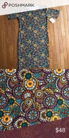 LuLaRoe Julia LEGGING MATERIAL!! This amazing Julia is made from legging material!!! So soft and gorgeous! LuLaRoe Dresses