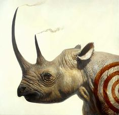Surreal Animal Paintings by Martin Wittfooth